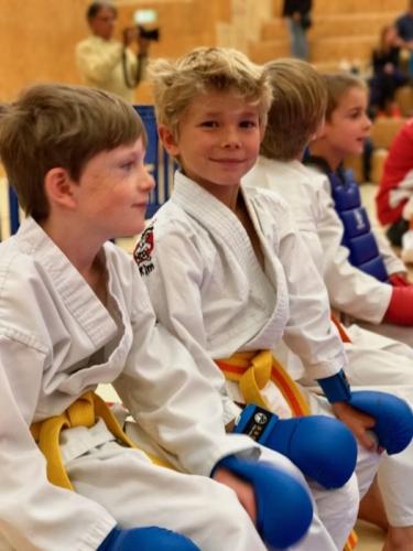 Championnats valaisans 2017 Karate