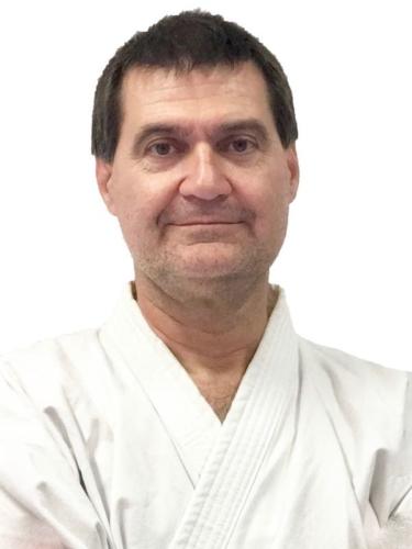 Eric Caloz 2e Dan Karate Club Valais