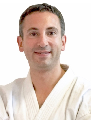 Frédéric Favre Karate Club Valais Sion Suisse Switzerland