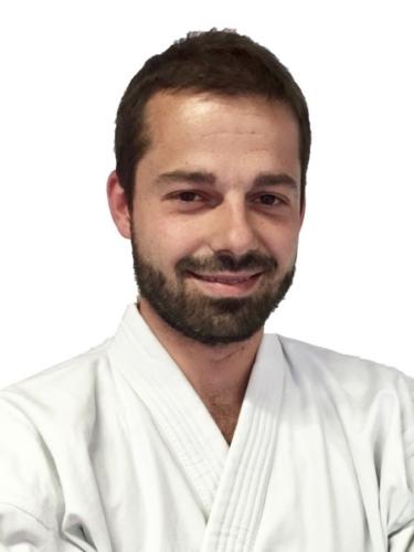 Ismael Grosjean Karate Club Valais