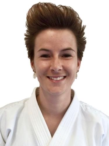 Lara Emery-Von Kaenel 3e Dan Karate Club Valais