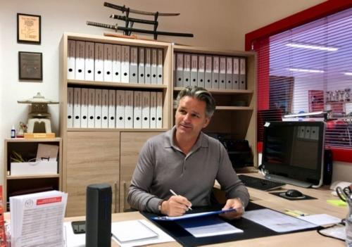 Olivier Knupfer Entraîneur Swiss Olympic Préparateur mental Manager du Sport Sport d'Elite et Jeunes Talents