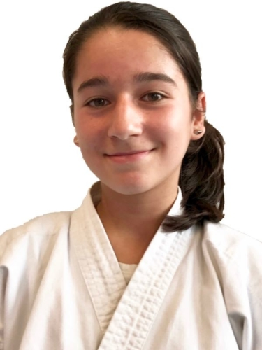 Carolina Ramos Karate Club Valais