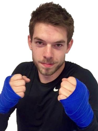 Fabien Quiquerez Kick Boxing Karate Club Valais