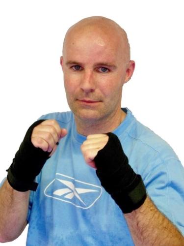 Jean-Daniel Mariéthoz Kick Boxing Karate Club Valais