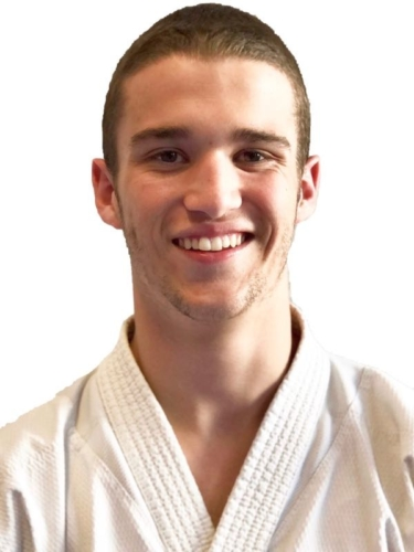 Jérémy Pfammatter Karate Club Valais