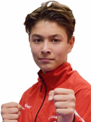 Nicola De Girolamo Karate Club Valais
