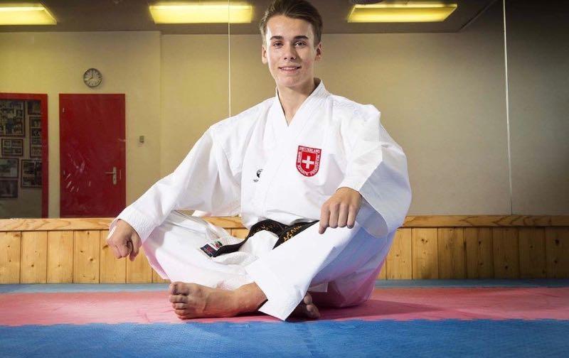 Mondiaux Juniors | 7e place pour Jean-Baptiste Dayer