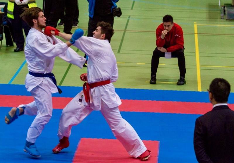 Hermès Ebiner Karate Club Valais