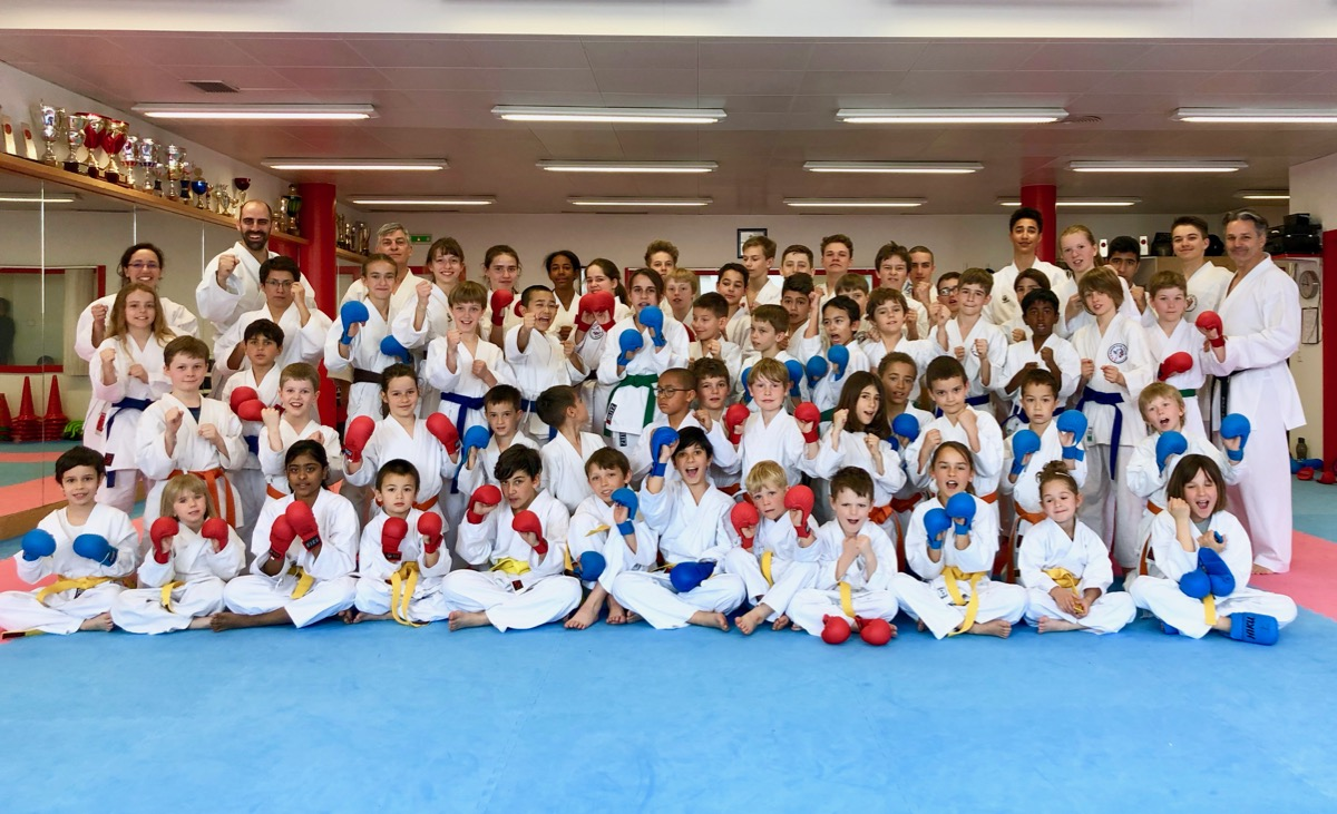 Stage d'initiation à la compétition | Dojo de Sion