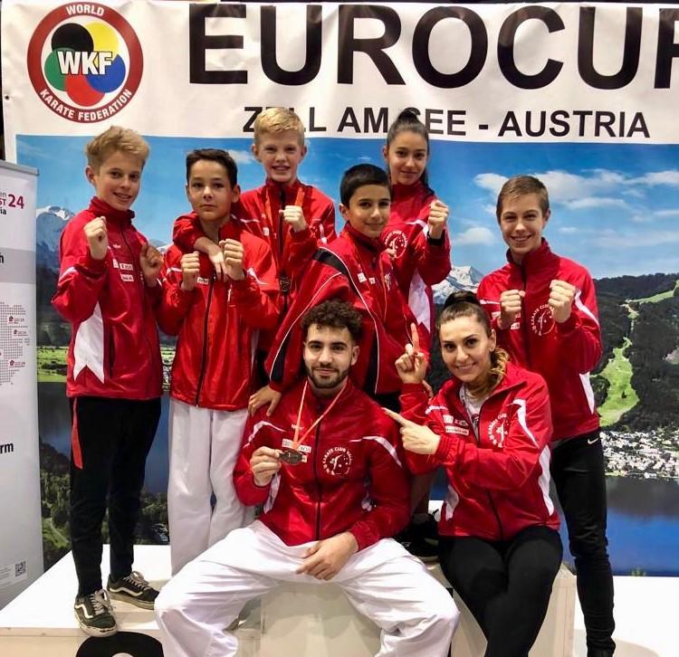 Eurocup Zell am See | Hermès Ebiner et les Valaisans brillent en Autriche